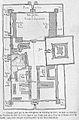 Le château de Vincennes avec le trajet du duc d'Enghien.jpg