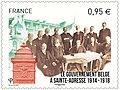 Le gouvernement belge à Sainte-Adresse 1914-1918.jpg
