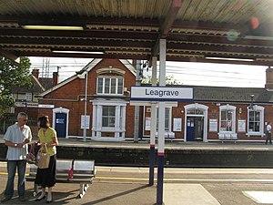 Leagrave railway station - Leagrave Station