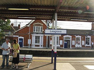 Leagrave railway station - Leagrave Station
