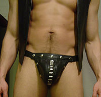 Leather Codpiece