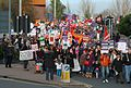 Leeds public sector pensions strike in November 2011 17.jpg