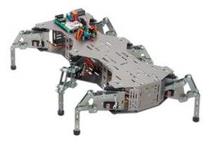 Legged robot - A hexapod robot