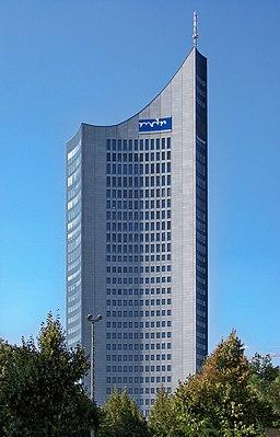 Leipzig City-Hochhaus