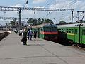 Leningradsky rail terminal, regional trains (elektrichkas) (4669340469).jpg