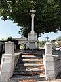 Les Paroches (Meuse) croix de chemin.JPG