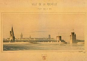 Les tours de La Rochelle vues par Juste Lisch 002.jpg