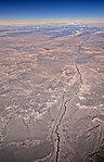 Leupp-Oraibi Road Indian Route 2 Oraibi Wash AZ.jpg