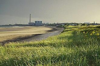 Leven, Fife - Leven beach
