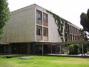 Albert Einstein Archives - Levy Building, Givat Ram campus of the Hebrew University of Jerusalem, where the Albert Einstein Archives are located