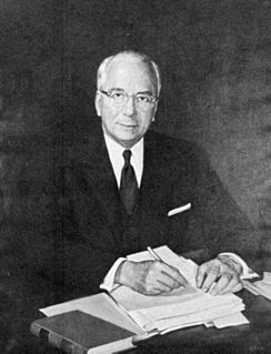 Lewis Strauss American activist