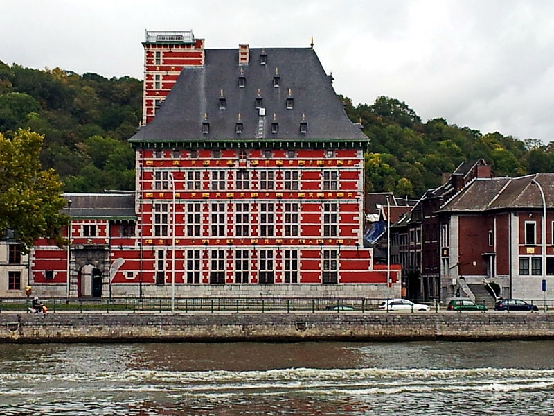 Top attraction in Liege- Grand Curtius