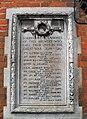 Lichfield Brewery War Memorial - geograph.org.uk - 2164860.jpg