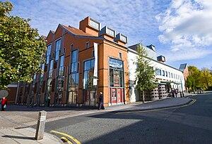 Lichfield Garrick Theatre - Image: Lichfield Garrick Theatre
