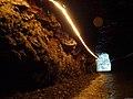 Liechtensteinklamm - Tunnel lightning 2 (24183380936).jpg