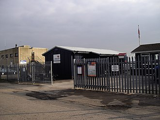 Barry Dock Lifeboat Station - The Station