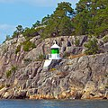 Lighthouse near Sandhamn Sweden 3 2011.jpg