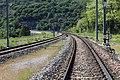 Ligne ferroviaire près Viaduc Cize Bolozon Bolozon 2.jpg