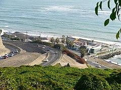 Circuito Wikipedia : Circuito de playas de la costa verde wikipedia la enciclopedia libre