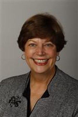 Linda Miller (politician) - Image: Linda J. Miller Official Portrait 84th GA