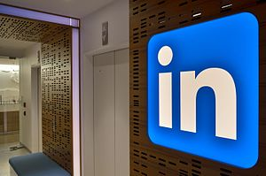 LinkedIn - LinkedIn Office in Toronto.