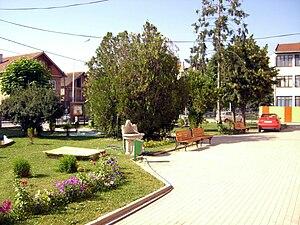 Lipljan - Lipljan town park