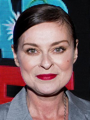 Lisa Stansfield discography - Image: Lisa Stansfield By Daniel Åhs Karlsson crop