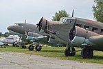 Lisunov Li-2 & Amiot AAC.1 - Krakow Museum, Poland (22045592132).jpg