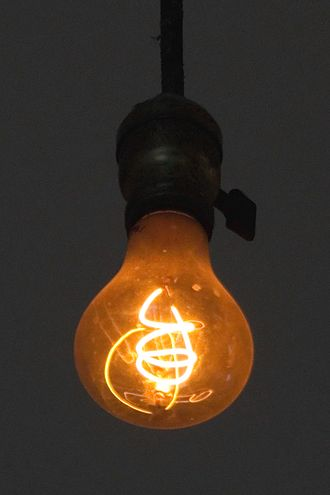 Joule heating - Image: Livermore Centennial Light Bulb