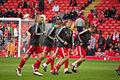 Liverpool players warming up vs Bolton 2011.jpg
