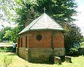 Llandaff Oratory, Smallest Church which only seats 8 people. 1925. Van Reenen. 06.JPG