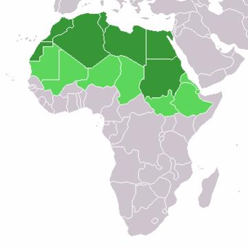 LocationNorthernAfrica