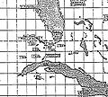 Location of Navy and Soviet ships during the Cuban Missile Crisis.jpg