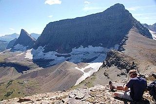 Logan Glacier (Montana) glacier in the United States