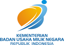 Logo of the Ministry of State-Owned Enterprises of the Republic of Indonesia.png