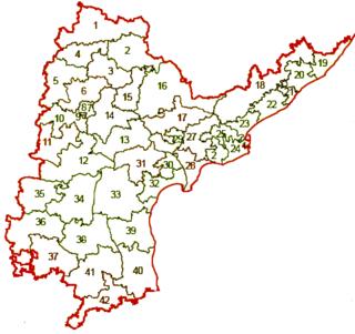 2014 Indian general election in Andhra Pradesh