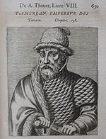 Pourtraits et Vies des Hommes Illustres, 1584