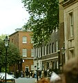 London - Downing Street from the Gate (2764693948).jpg