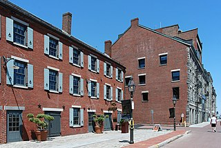 Long Wharf (Boston) United States historic place