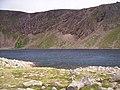 Looking across Loch Coire an Lochain, Braeriach - geograph.org.uk - 1315683.jpg