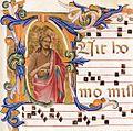 Lorenzo Monaco - Antiphonary (Cod. Cor. 8, folio 102) - WGA13616.jpg