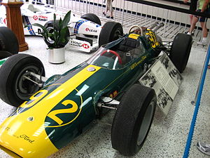 1963 Indianapolis 500 - Image: Lotus 29 Indy