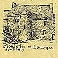 Louargad. Plouserf. La Messelière. 1929.jpg
