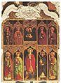 Louis Brea - Retable de Sainte-Marguerite, Luceram, Alpes-Maritimes, fin XVe siècle.jpg