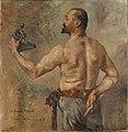 Lovis Corinth - Porträt des Bildhauers Friedrich (1904).jpg