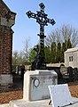 Lucheux cimetière (croix de fonte) tombe DONNETTE-HURET.jpg