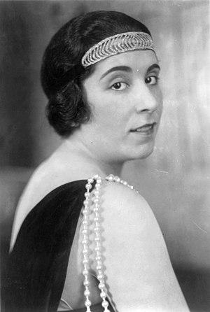 Bori, Lucrecia (1889-1960)
