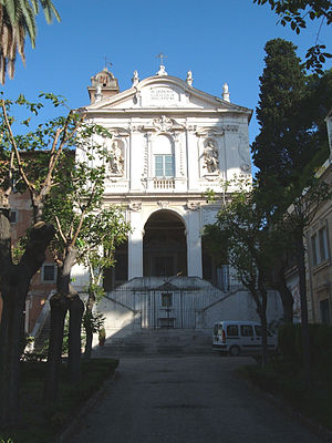 Sant'Isidoro a Capo le Case - The church building