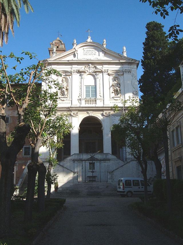 Église Sant'Isidoro a Capo le Case