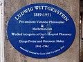 Ludwig Wittgenstein 1889 - 1951 pre-eminent Viennese philosopher & mathematician.jpg